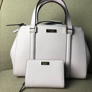 NWT Kate Spade wallet and handbag set